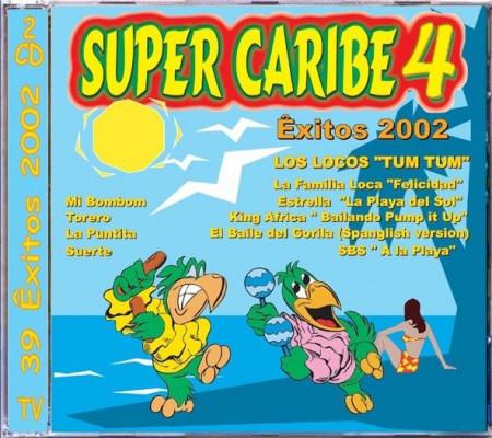 Imagens Super Caribe 4 (Duplo)