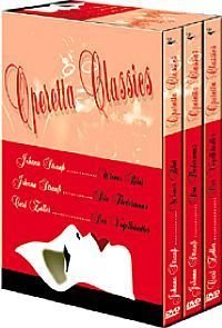 Various Composers: Operetta Classics (3DVD) images
