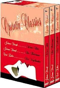 Imagens Various Composers: Operetta Classics (3DVD)