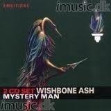 Imagens Wishbone Ash - Mystery Man (2CD)