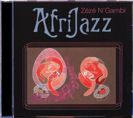 Imagens Zezé N'Gambi - AfriJazz