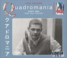 Imagens Zoot Sims - That Old Feeling (4 CD)