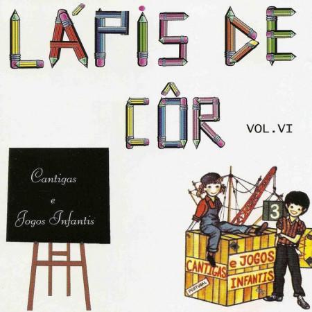 Cantigas e Jogos Infantis - Col. Lápis de Côr images