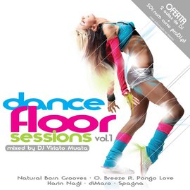Imagens Dance Music Floor Sessions Vol 1