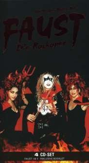Imagens Faust - Goes Rock'n'roll (4CD)