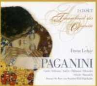 Imagens Franz Lehár - Paganini (2 CD)