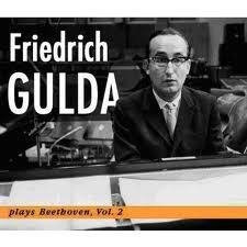 Imagens Friedrich Gulda - Gulda Plays Beethoven Vol.2 (2CD)