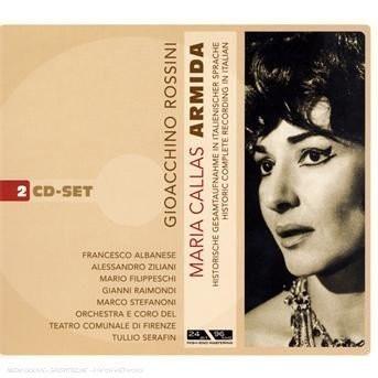 Imagens Gioacchino Rossini - Maria Callas: Armida (2CD)