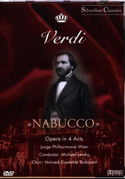 Imagens Giuseppe Verdi - Nabucco - DVD