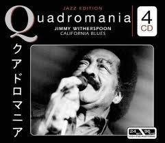 Imagens Jimmy Witherspoon - Quadromania  (4CD)