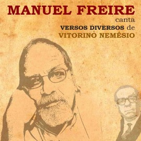 Imagens Manuel Freire canta Versos Diversos de Vitorino Nemésio