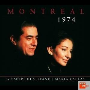 Imagens Maria Callas - Montreal 1974
