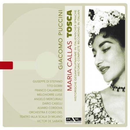 Imagens Maria Callas - Tosca (2CD)