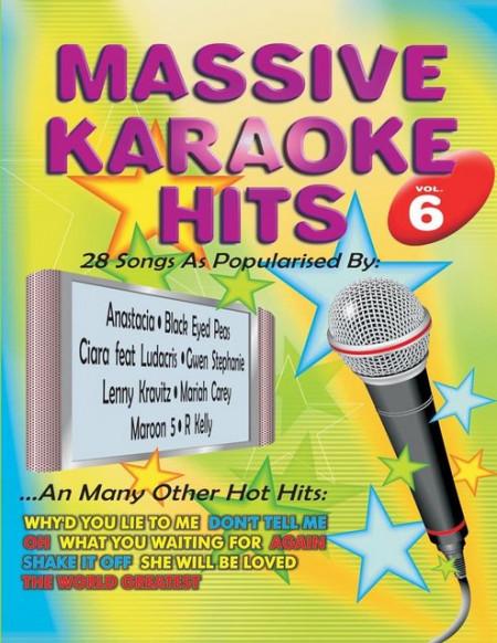 Imagens Massive Karaoke Hits 6