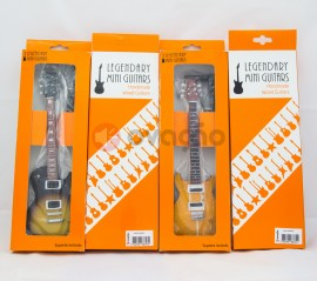 Mini-Guitarra Dean USA V SG - Michael Schenker - Scorpions images