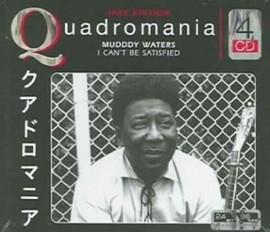 Imagens Muddy Waters: I Can't Be Satisfied (4 CD)