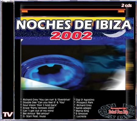 Noches de Ibiza 2002 - Duplo images