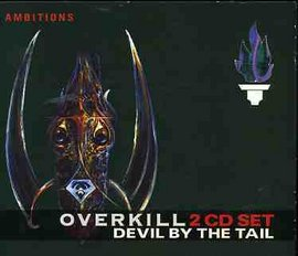 Imagens Overkill - Devil By The Tail (2CD)