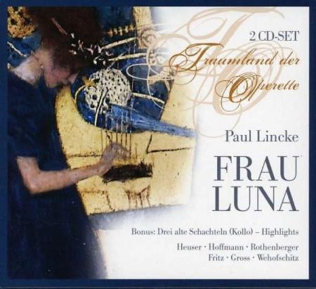Imagens Paul Lincke - Frau Luna  (2CD)