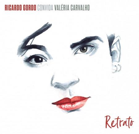 Ricardo Gordo convida Valeria Carvalho  - Retrato images