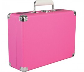 Imagens Turntable Portable - Pink