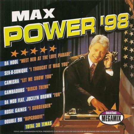 Vários Artistas - Max Power  (Duplo) images