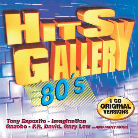 Imagens Vários - Hits Gallery 80's