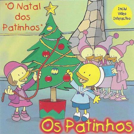 """Imagens Vários - Os Patinhos """"O Natal dos Patinhos"""""""