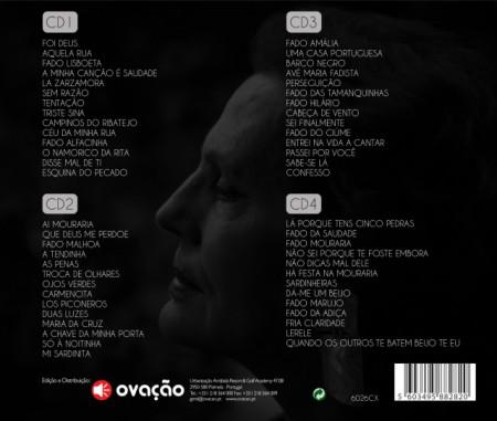Imagens Amália - Perfil (4CD BOX)