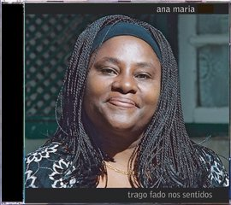 Ana Maria - Trago Fado nos Sentidos images