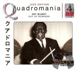 Imagens Art Blakey - Out Of Nowhere (4CD)