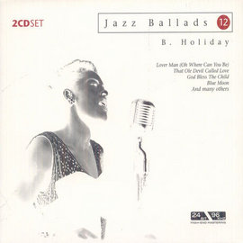 Imagens Billie Holiday - Plays Ballads (2CD)