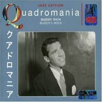 Buddy Rich & His Orchestra - Buddy's Rock (4CD) images