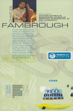 Imagens Charles Fambrough - Modern Jazz Archive (2CD)