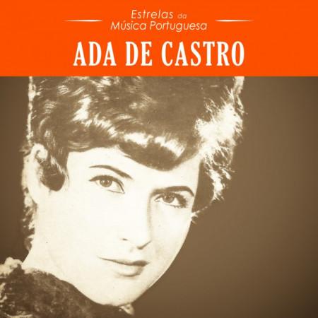 Imagens Estrelas da Música Portuguesa - Ada de Castro