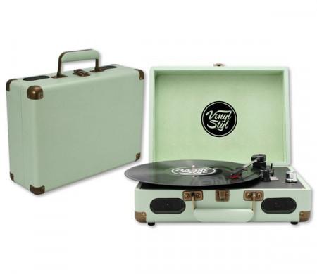 Imagens Gira Discos Vinyl Styl - Mint