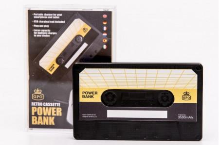 Imagens GPO Power Bank Cassete