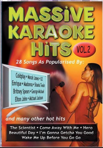 Imagens Massive Karaoke Hits 2