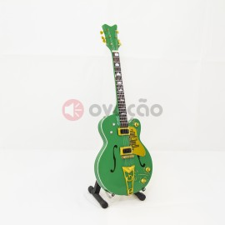 Mini-Guitarra Gretsch Iris Falcon - Bono - U2 images