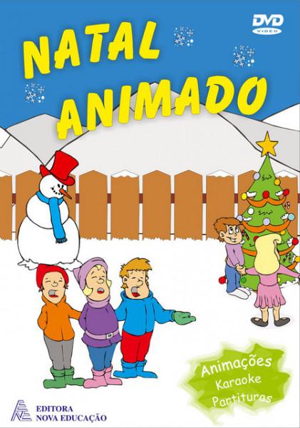 Natal  Animado - Varios DVD images