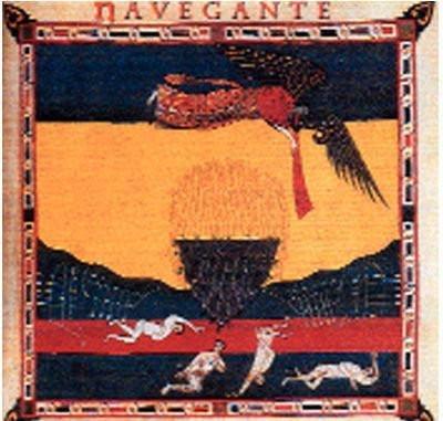 Imagens Navegante - Cantigas Partindo-se