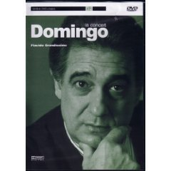 Placido Domingo - IN Concert - DVD images