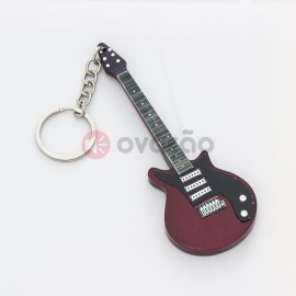 Imagens Porta-Chaves Guitarra Brian May - Queen