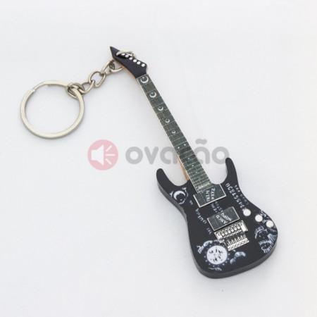 Imagens Porta-Chaves Guitarra Kirk Mammett - Metallica