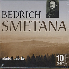 Smetana Bedrich - A Portrait (10 CD) images