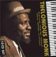 Imagens Thelonious Monk  (10 CD)