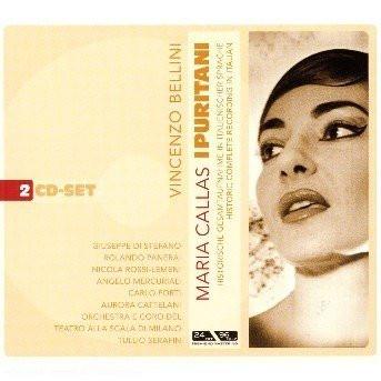 Imagens Vincenzo Bellini - Maria Callas: I Puritani (2CD)