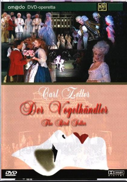 Carl Zeller - The Bird Seller - DVD images