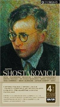 Imagens Dmitry Shostakovich (4 CD)