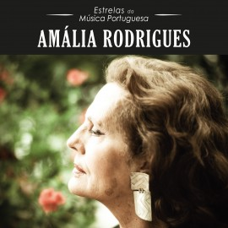 Imagens Estrelas da Música Portuguesa - Amália Rodrigues